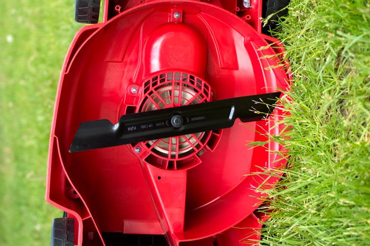 Газонокосилка MTD Smart 38 E