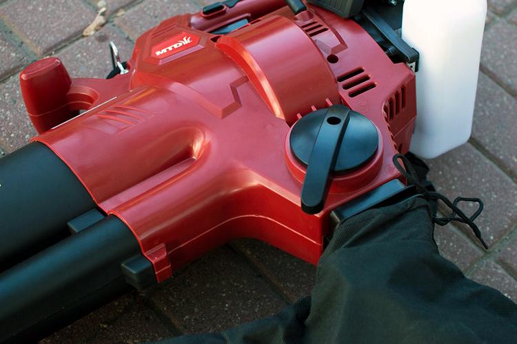 Бензиновая воздуходувка MTD BV 3000 G