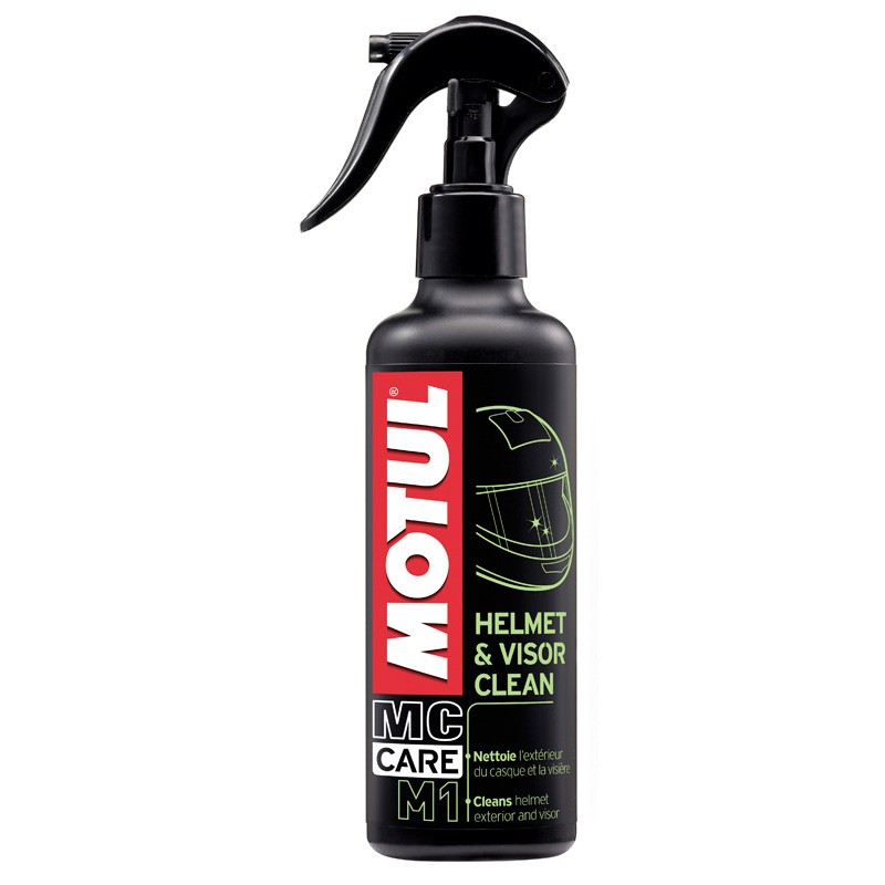 Средство Motul M1 HELMET & VISOR CLEAN для очистки шлема, 250 мл