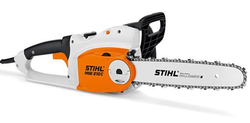 Пила электрическая STIHL MSE 210 C-BQ