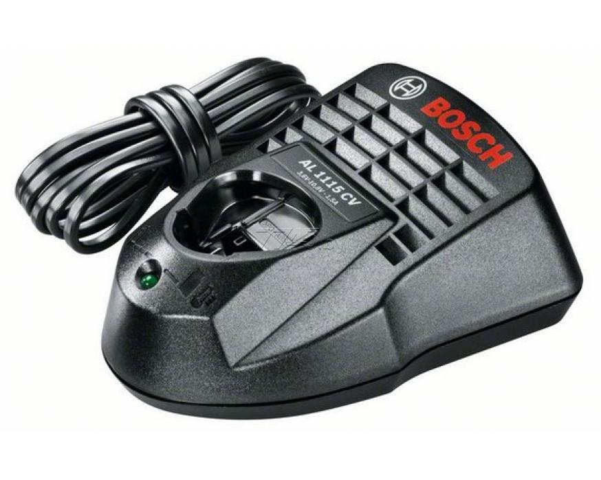 Зарядное устройство BOSCH AL 1115 CV (10.8 - 12.0 В, 1.5 А, для инструментов DIY, стандартная зарядка)