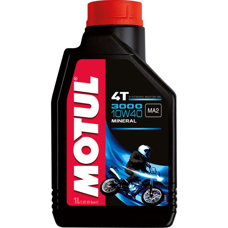 Масло  моторное Motul 3000 10W40 4T 1л
