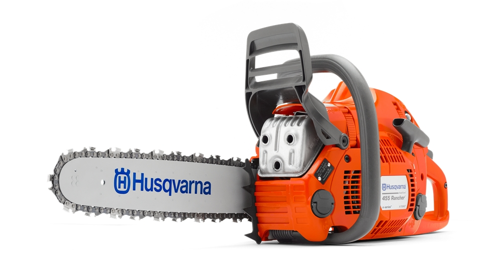 Бензопила Husqvarna 455 E Rancher AT II