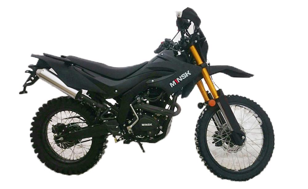 Мотоцикл M1NSK X 250 чёрный