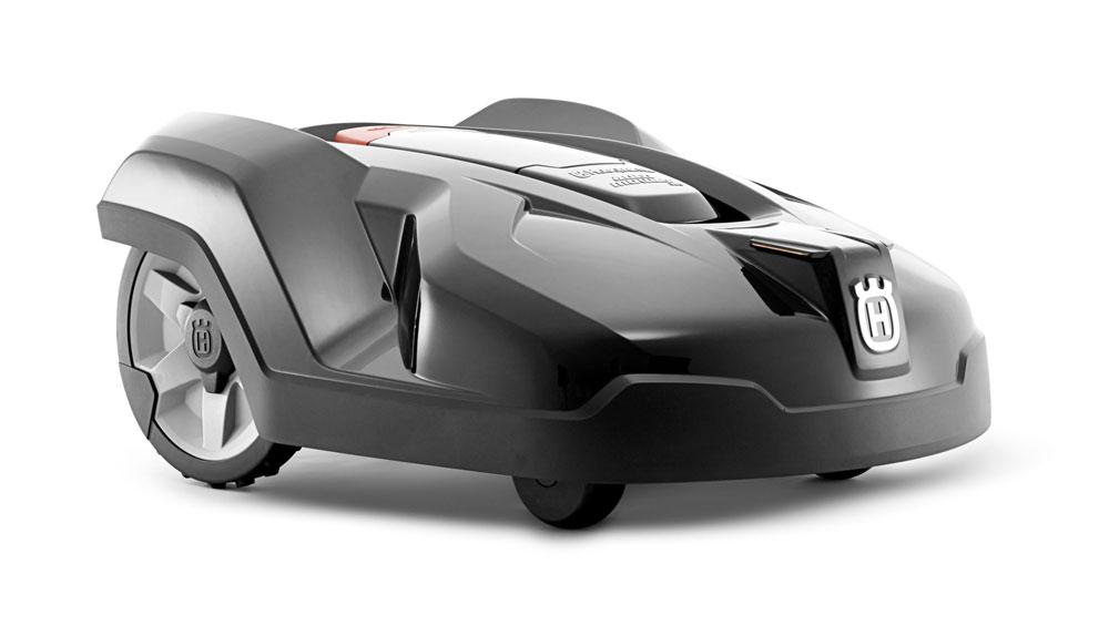 Аккумуляторная газонокосилка-робот Husqvarna 420