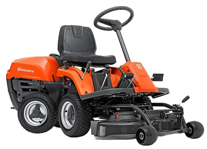 Мини-трактор Husqvarna R 112C (2014)