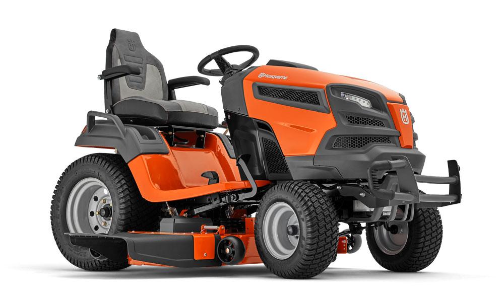 Мини-трактор Husqvarna TS 348XD