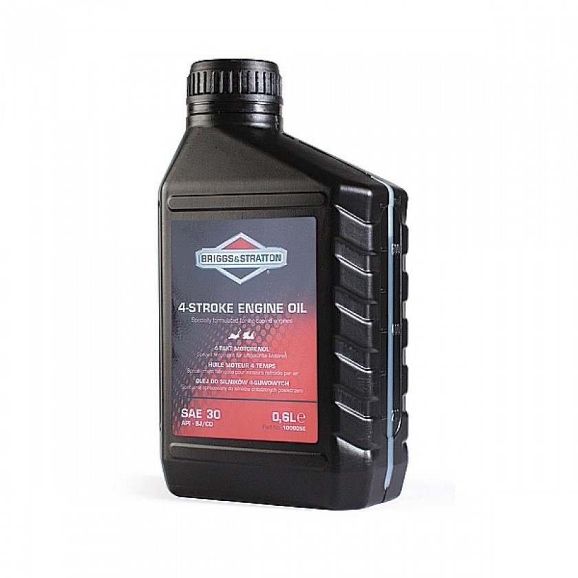 Масло моторное Briggs & Stratton SAE30 0.6 л