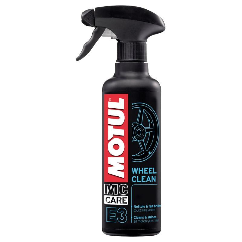 Средство Motul E3 WHEEL CLEAN для очистки колес, 400 мл
