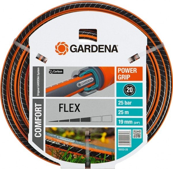 Шланг армированный Gardena FLEX 9x9 3/4 25 м