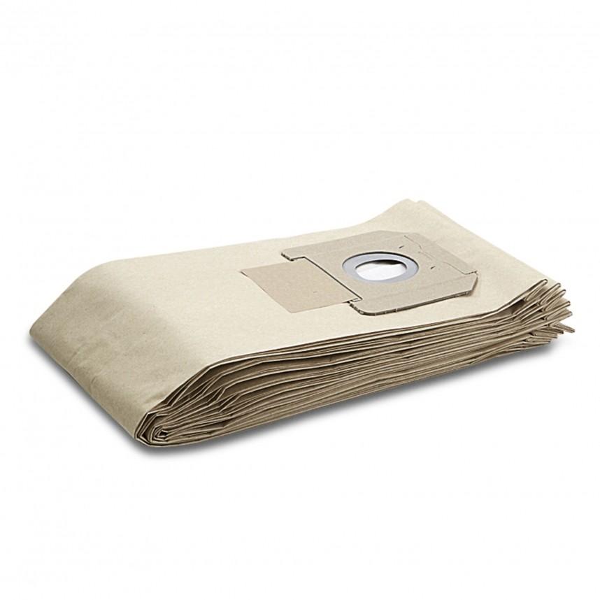 Бумажные фильтр-мешки Karcher , 5шт.