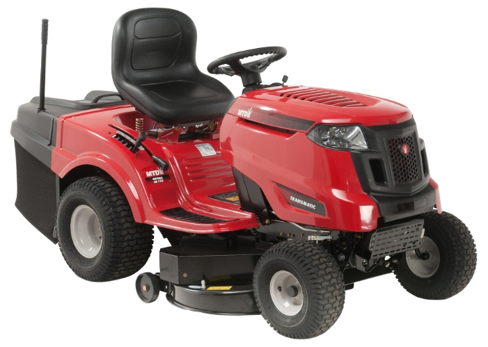 Садовый мини-трактор MTD Optima LN 200 H