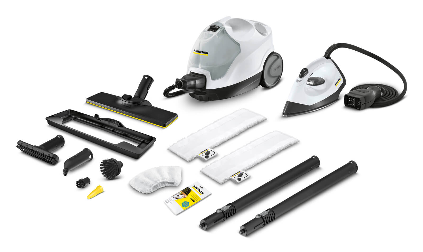 Пароочиститель Karcher SC 4 EasyFix Premium Iron (white)