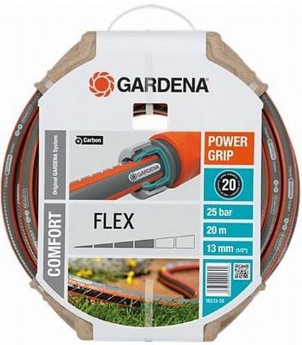 Шланг армированный Gardena FLEX 9x9 1/2 20 м