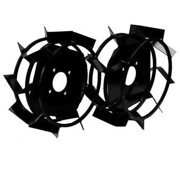 Колеса металлические TF230 D288мм (комплект)