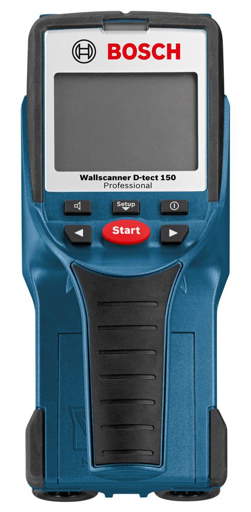 Детектор проводки BOSCH D-tect 150 в кор.