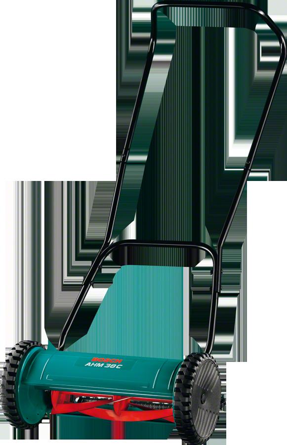 Газонокосилка механическая ручная Bosch AHM 38 C