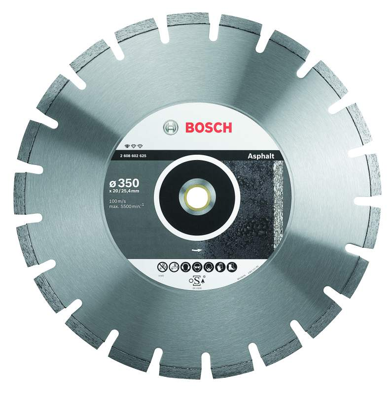 Алмазный диск Bosch EXPERT FOR UNIVERSAL125-22.23