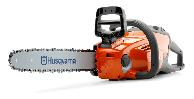 "Аккумуляторная пила Husqvarna 120i KIT 12"" 3/8 1.1 45DL H38"