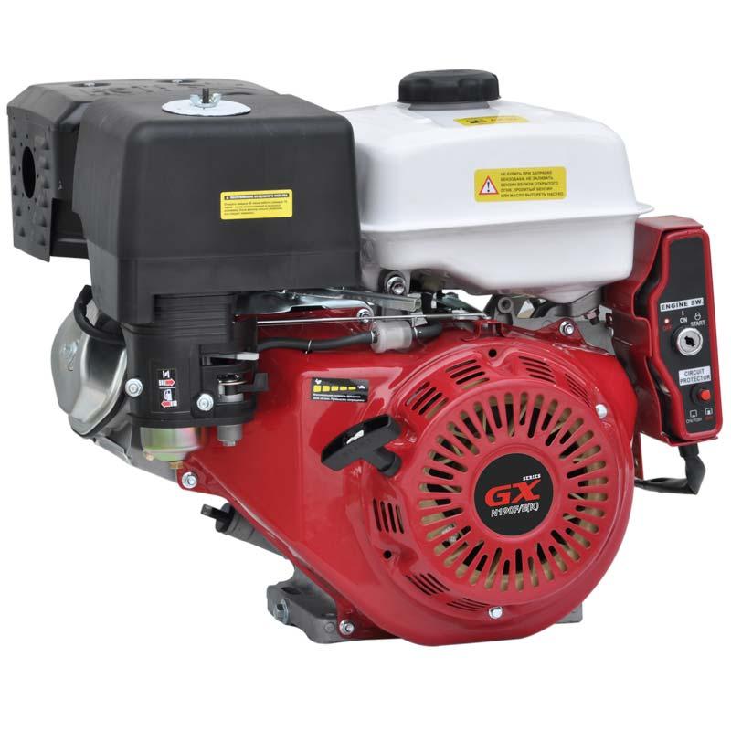 Двигатель бензиновый SKIPER N190F/E(SFT) (электростартер)