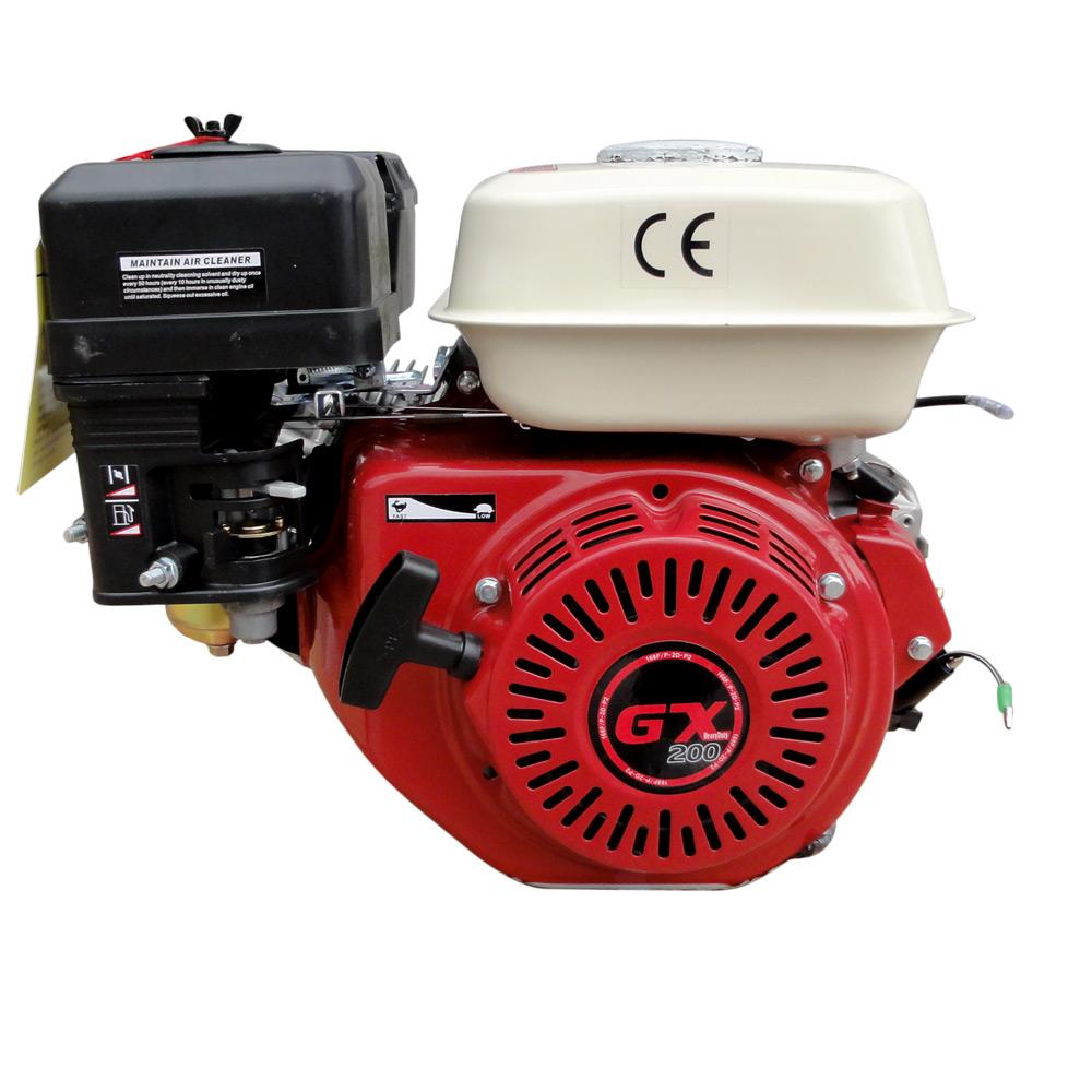 Двигатель Zigzag GX 200 (2-D1)