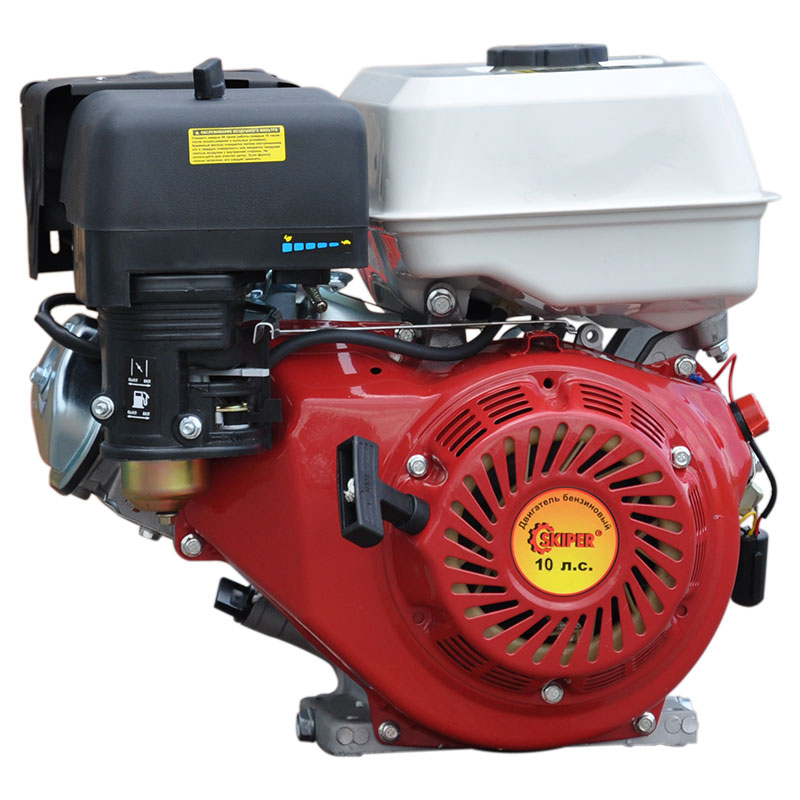 Двигатель Skiper 177F
