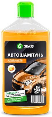 Автошампунь GRASS Universal (апельсин)