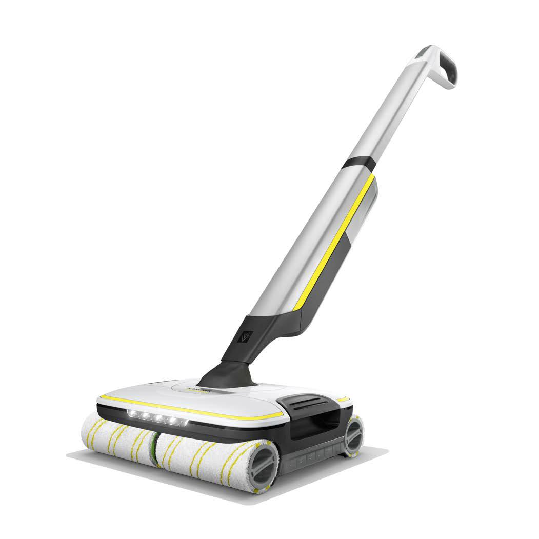 Вертикальный пылесос Karcher FC 7 Cordless Premium (white) *EU