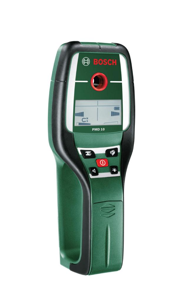 Детектор проводки Bosch PMD 10