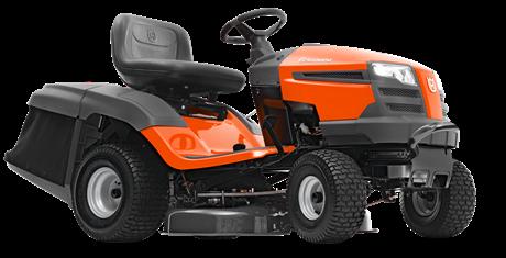 Садовый мини-трактор Husqvarna TC 238