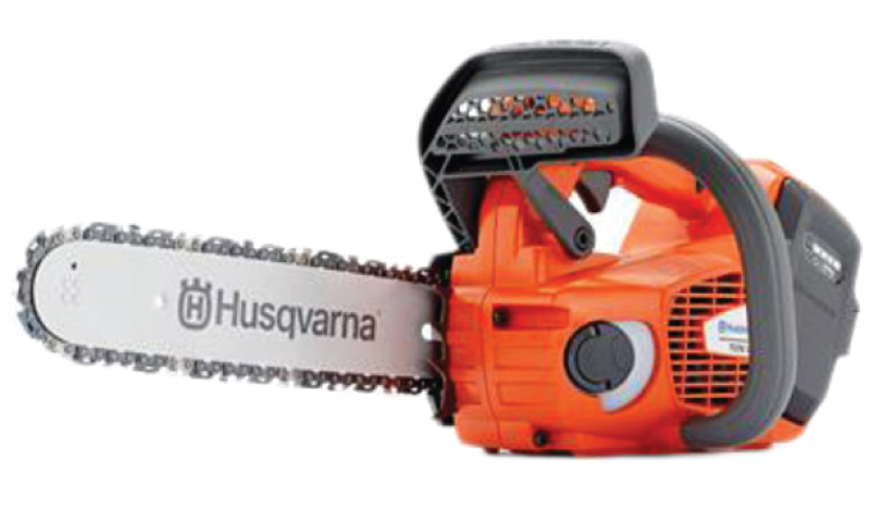 Аккумуляторная пила Husqvarna T535iXP