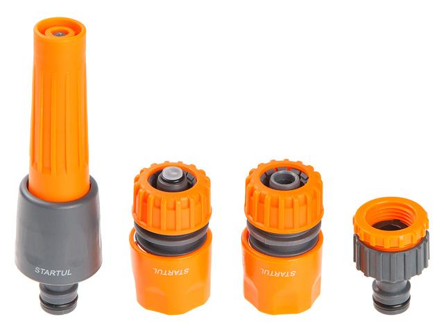 Набор поливочный пластмасс. STARTUL GARDEN (ST6010-18)