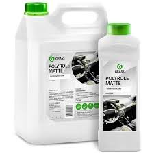 Полироль-очиститель пластика GRASS Polyrole Matte 5 кг