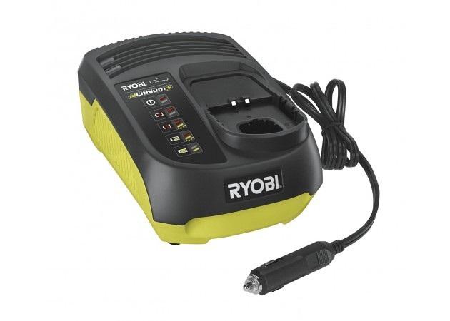 ONE + / Зарядное устройство автомобильное RYOBI RC18118C