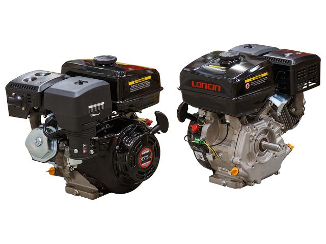 Двигатель бензиновый LONCIN G270F