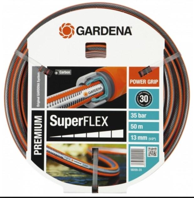 Шланг SuperFLEX 13мм, 20м, 35бар