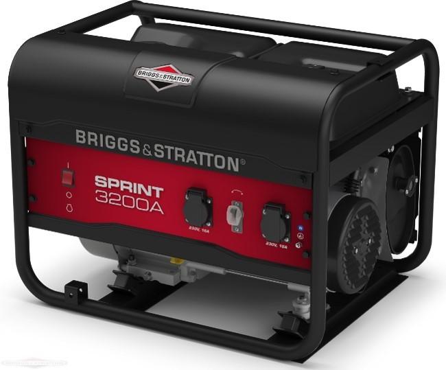 Генератор Briggs&Stratton Sprint 3200А
