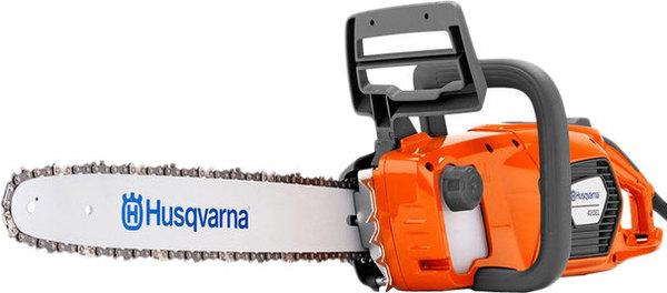 Электрическая пила Husqvarna 420EL