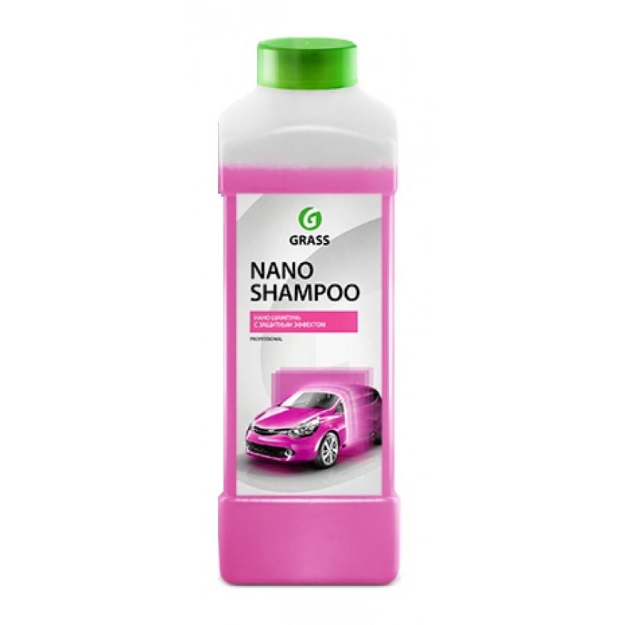 Автошампунь Grass Nano Shampoo 1 л.