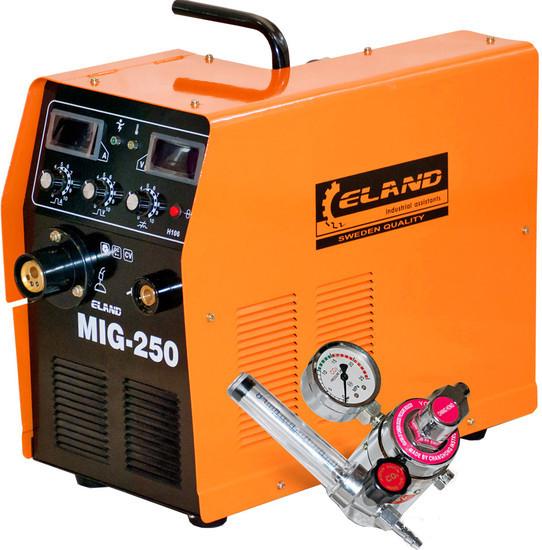 Сварочный аппарат Eland MIG-250 PRO (ELAND MIG-250 PRO)