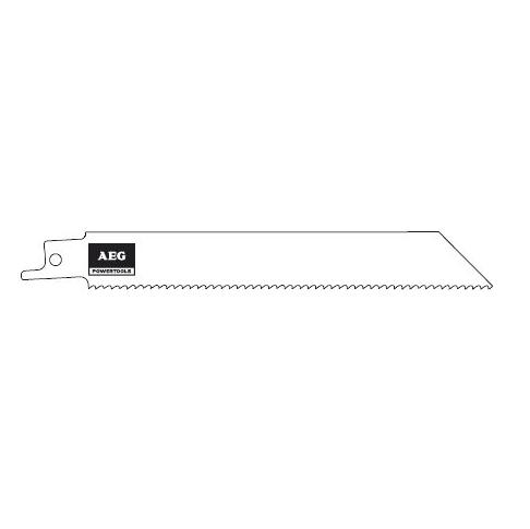 Набор пилок для сабельных пил AEG SZ BL 150X1,4 (3 шт.)