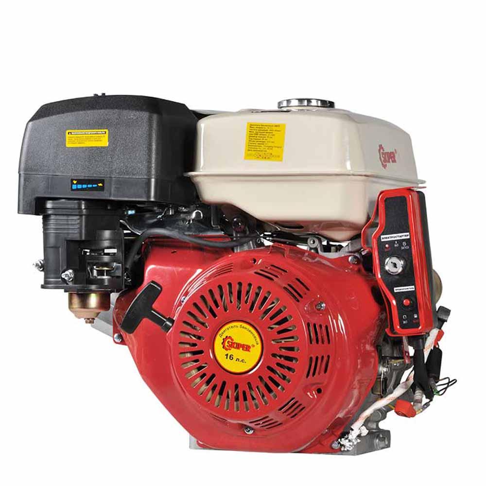 Двигатель Skiper 190FE (электростартер)