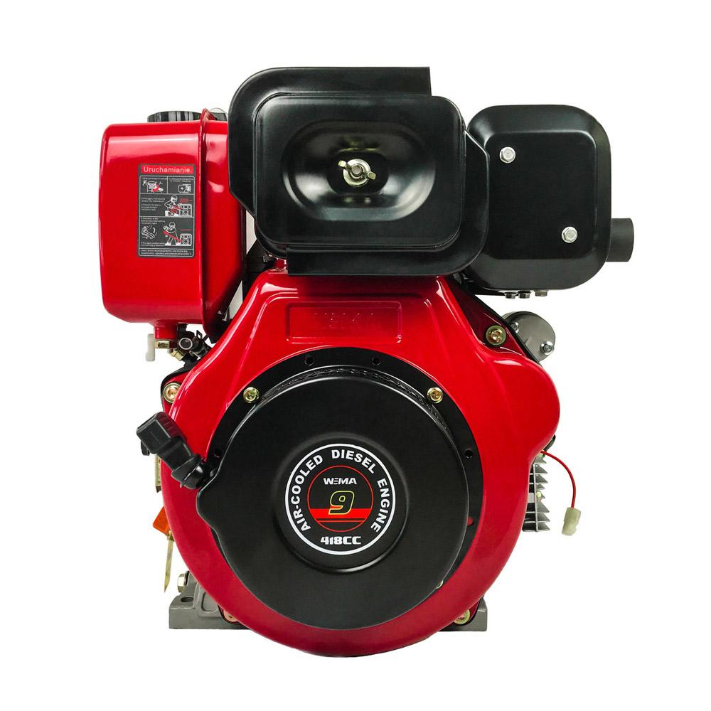 Двигатель дизельный Weima WM 186 FB
