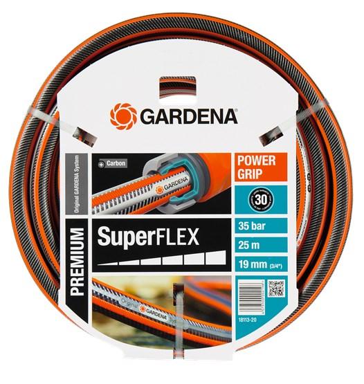 Шланг SuperFLEX 19мм, 25м, 35бар