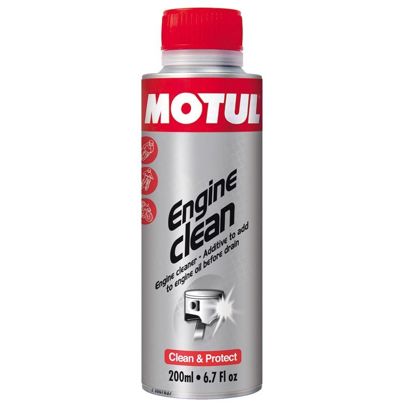 Промывка двигателя мотоцикла Motul ENGINE CLEAN MOTO 200 мл