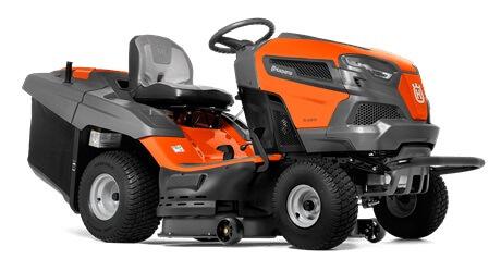 Садовый мини-трактор Husqvarna TC 238TX