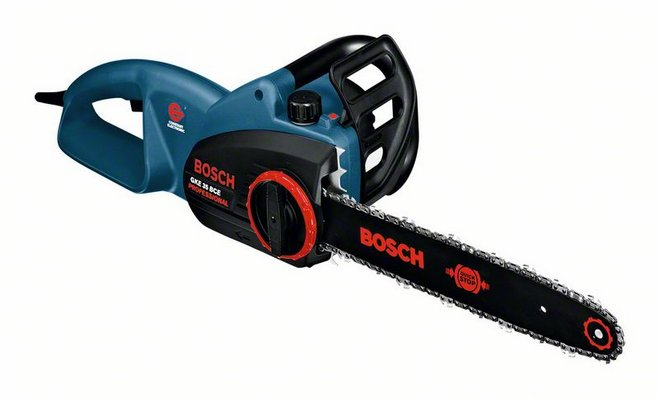 Электрическая пила Bosch GKE 35 BCE Professional