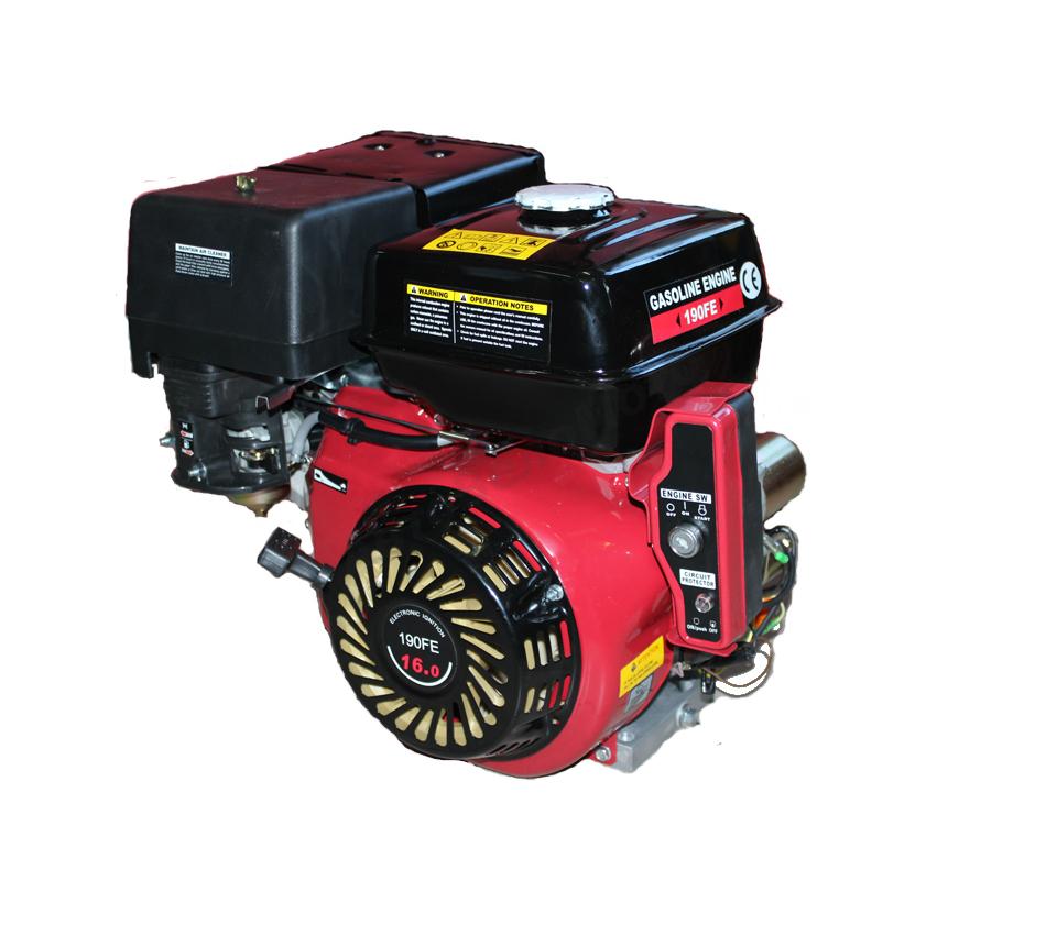 Двигатель бензиновый WEIMA WM 190 FE (S shaft)