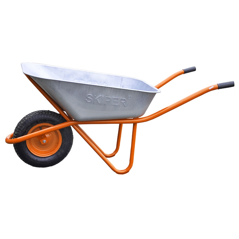Садовая тачка Skiper 120 Expert