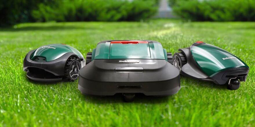 Роботы-газонокосилки Robomow